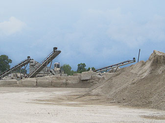 Limestone Gravel Crusher